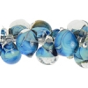 Lamp Bead Teardrop 50pc 10mm Blue
